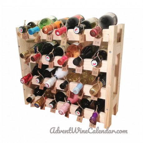 Advent wine calendar PRE-ORDER